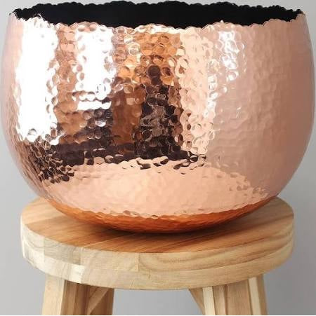 copper-hammered-bowl-interiors-spring