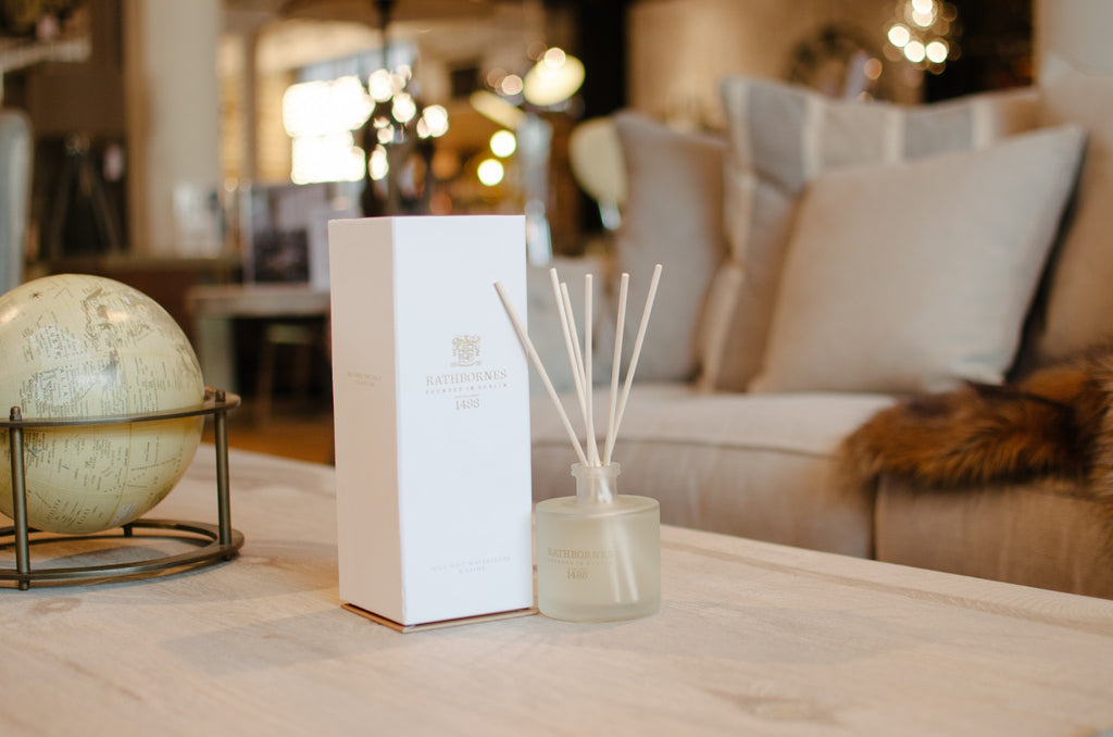 Wild Mint, Watercress & Thyme Scented Reed Diffusers