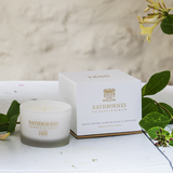 White Pepper, Honeysuckle & Vertivert Scented Travel Candle