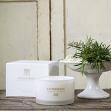 Rosemary, Fougere & Camphor Scented Luxury Candle