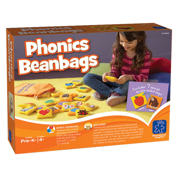 EXCEPTIONAL PHONICS BEAN BAGS