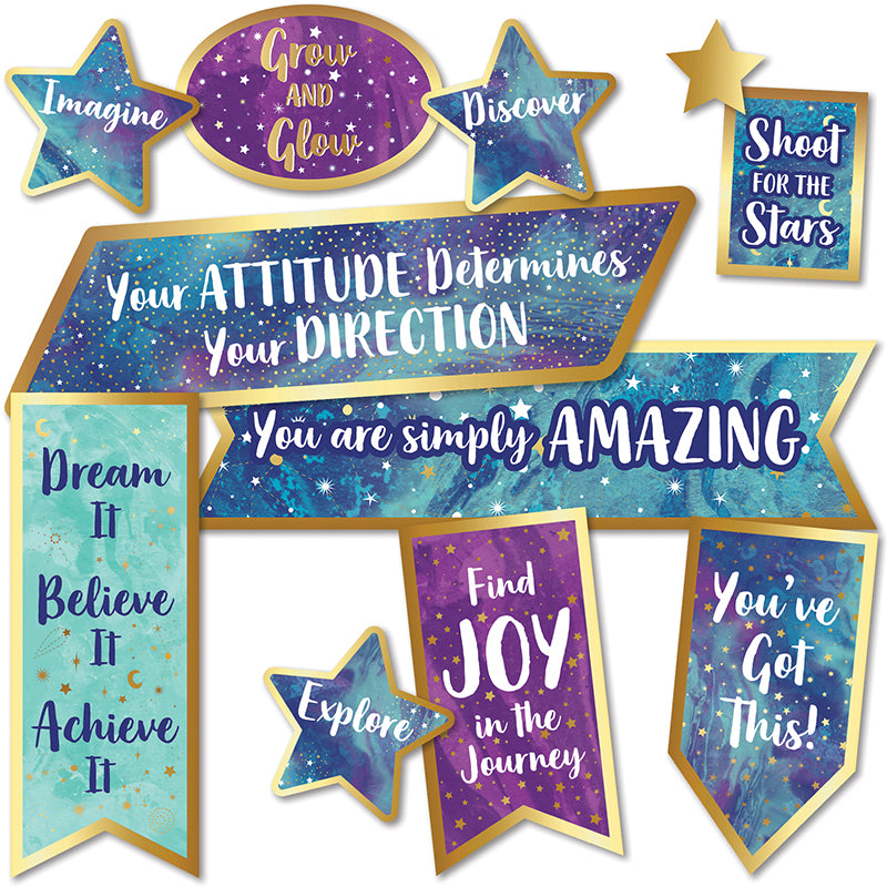 MOTIVATIONAL SIGNS MINI BB ST GALAXY