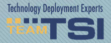 Team TSI Technology Installation