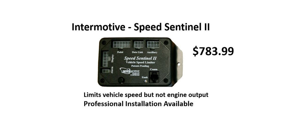Intermotive Speed Sentinel II