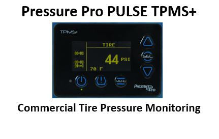 Tire Pressure Monitoring