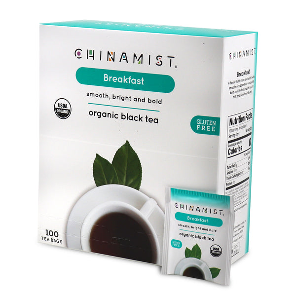 Breakfast Organic Black Tea (100-ct.)