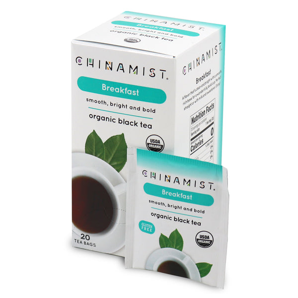 Breakfast Organic Black Tea (20-ct.)