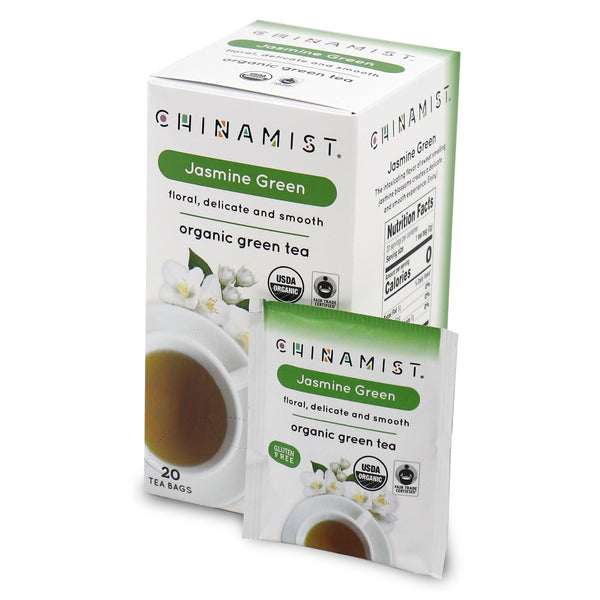 Jasmine Green Organic Green Tea (20-ct.)