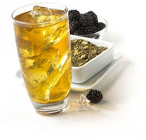 Blackberry Jasmine Bulk Loose Iced Green Tea (24-ct. box)