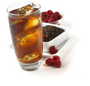 Raspberry Bulk Loose Iced Black Tea (24-ct. box)