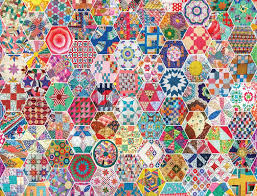 CRAZY QUILTS (500PC)