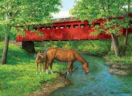 SWEET WATER BRIDGE (1000 PC)