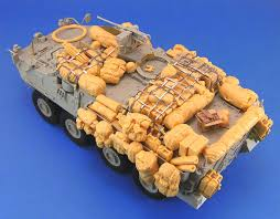 1:35 M1126 STRYKER STOWAGE SET (FOR DRAGON/TRUMPETER STRYKER)