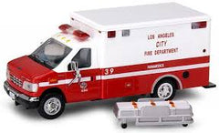 1:64 CODE 3: AMBULANCE CITY OF LOS ANGELES