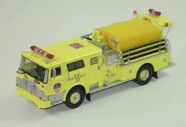 1:64 CODE 3: FIRE ENGINE FIRE DEPARTMENT OF NEW YORK