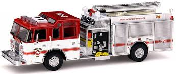 1:64 CODE 3: FIRE ENGINE CEDAR MILL FIRE DEPT