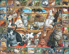 THE WORLD OF CATS (1000PC)