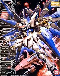 1:100 STRIKE FREEDOM GUNDAM (MG)