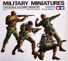 1:35 US ARMY INFANTRY