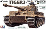 1:35 GERMAN TIGER I MID PRODUCTION