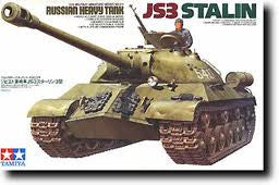 1:35 RUSSIAN HEAVY TANK JS STALIN