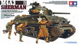 1:35 M4A3 SHERMAN 75MM
