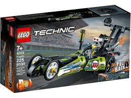 TECHNIC: DRAGSTER