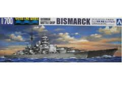 "1:700 ""BISMARCK"" GERMAN BATTLESHIP"