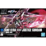1:144 ZGMF-X19A JUSTICE GUNDAM Z.A.F.T.  MOBILE SUIT (HG)