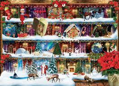 CHRISTMAS STORIES (300 PC)(XL PIECES)