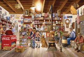 THE GENERAL STORE (2000 PC)
