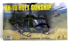 1:32 UH-1D HUEY GUNSHIP