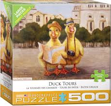 DUCK TOURS (500 PC)