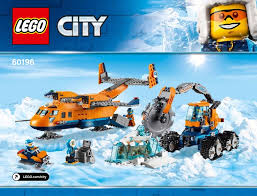 CITY: ARCTIC SUPPLY PLANE