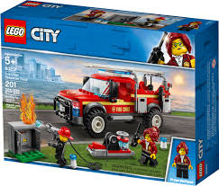 CITY: FIRE CHIEF RESPONSE TRUCK