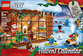 CITY: 2019 ADVENT CALENDAR