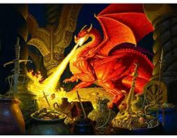 SMAUG DRAGON  (1000PC)