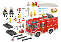 CITY ACTION: FIRE ENGINE