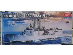 1:350 USS OLIVER HAZARD PERRY FGG-7