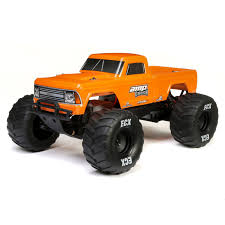 1:10 AMP CRUSH 2WD MONSTER TRUCK RTR (COLOR MAY VARY)