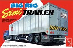 1:25 BIG RIG SEMI TRAILER