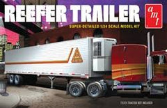 1:24 REEFER TRAILER SUPER-DETAILED