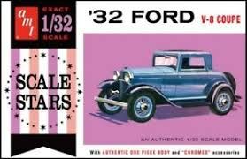 1:32 '32 FORD V-8 COUPE