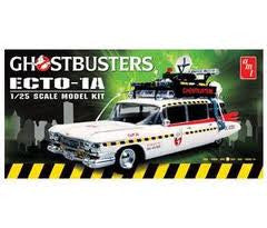 1:25 GHOSTBUSTERS ECTO-1A