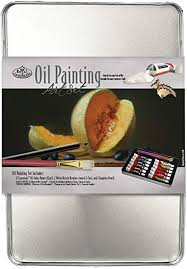 OIL PAINTING ART SET