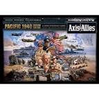 AXIS & ALLIES - PACIFIC 1940 SECOND EDITION