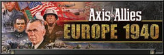 AXIS & ALIES - EUROPE 1940