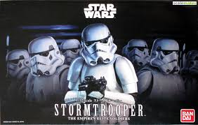 1:12 STAR WARS: STORMTROOPER