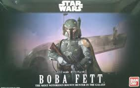 1:12 STAR WARS: BOBA FETT
