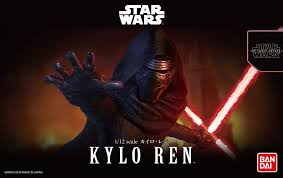 1:12 STAR WARS: KYLO REN